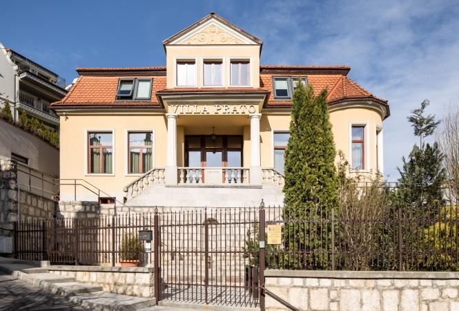 Cazare la Villa Prato