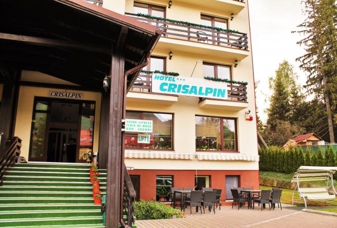 Cazare la Hotel Crisalpin