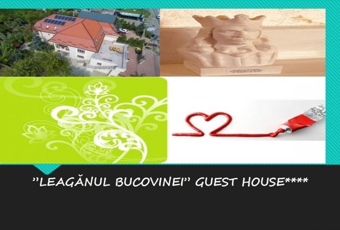 Cazare la LEAGANUL BUCOVINEI GUEST HOUSE 4 *