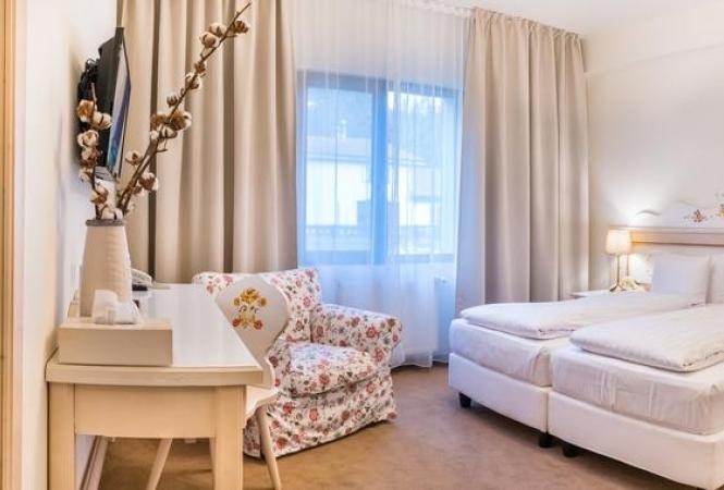 Cazare la Wolkendorf Bio Hotel & Spa