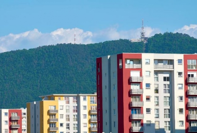 Cazare la Apartamente Altipiani Panoramic