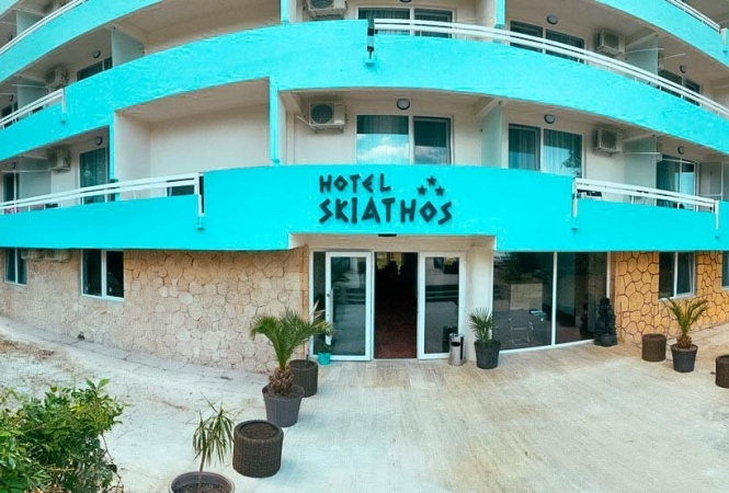 Cazare la Hotel Skiathos