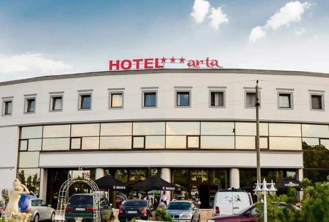Cazare la Hotel Arta