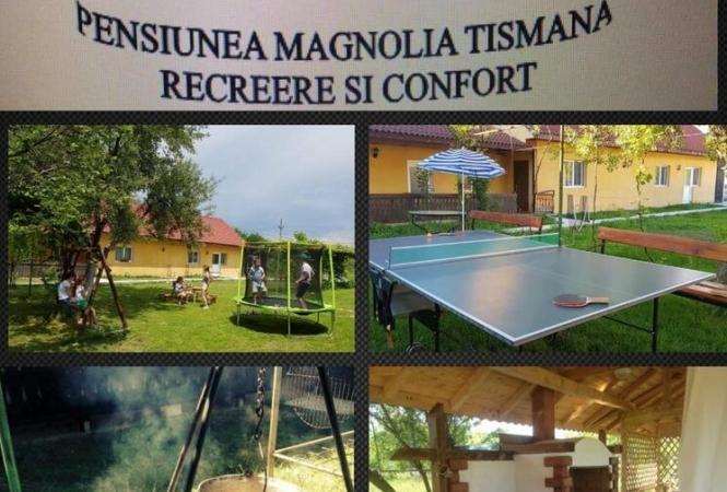 Cazare la Pensiunea Magnolia Tismana