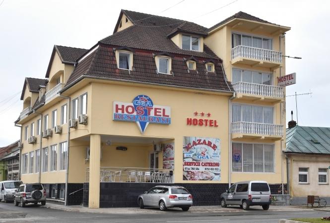 Cazare la Hostel GeAS I Caransebes